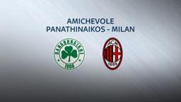 Panathinaikos - Milan