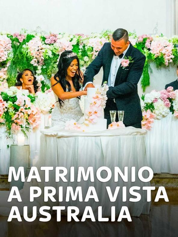 Matrimonio a prima vista Australia - 1^TV