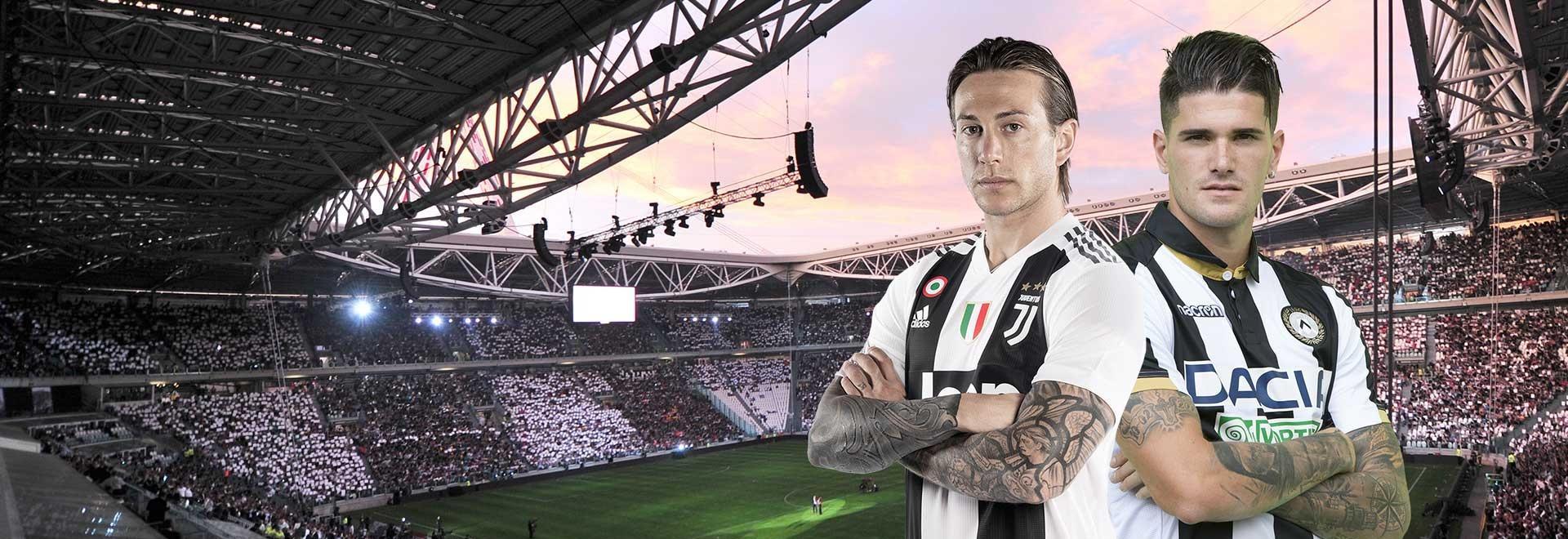 Juventus - Udinese. 27a g.