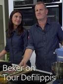 Beker on Tour Defilippis
