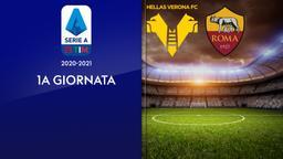 Verona - Roma. 1a g.