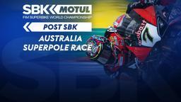 Australia Superpole Race