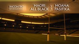 Maori All Blacks - Moana Pasifika