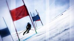 Slalom Gigante M. 1a manche