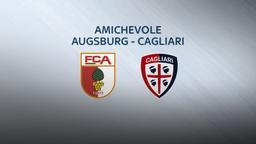 Augsburg - Cagliari