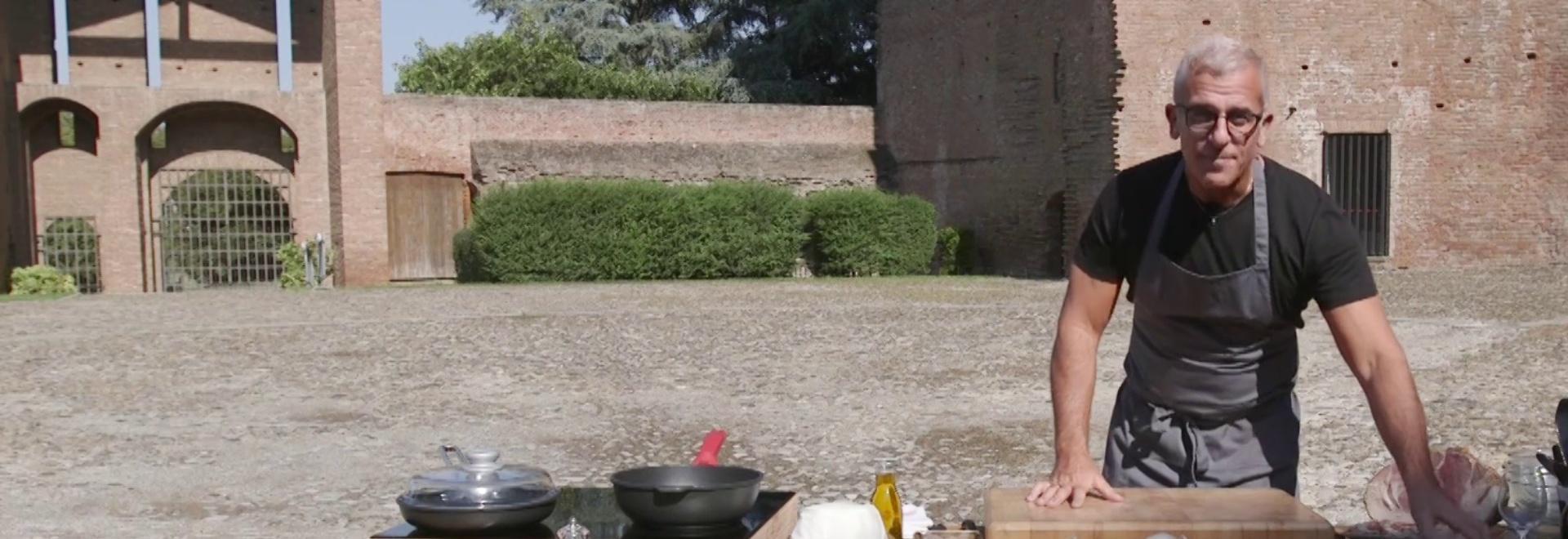 Giardiniera / Salsa al prezzemolo