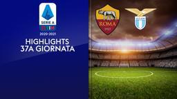 Roma - Lazio. 37a g.