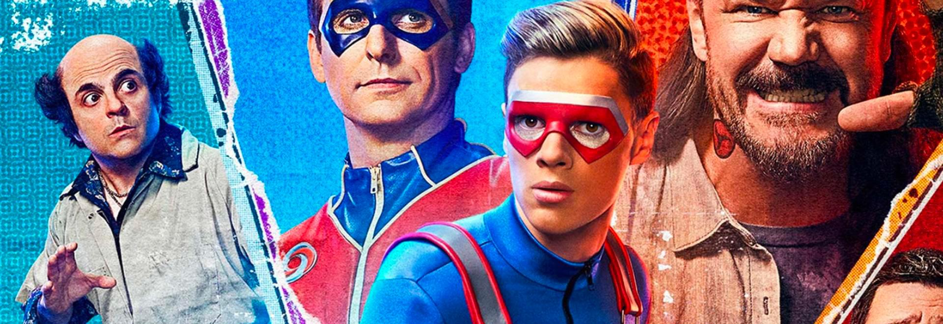 Henry Danger - Stag. 2 Ep. 19