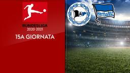 Arminia Bielefeld - Hertha B. 15a g.