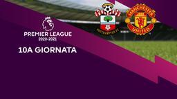 Southampton - Manchester United. 10a g.