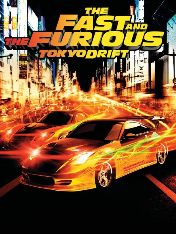 The Fast and Furious: Tokyo Drift