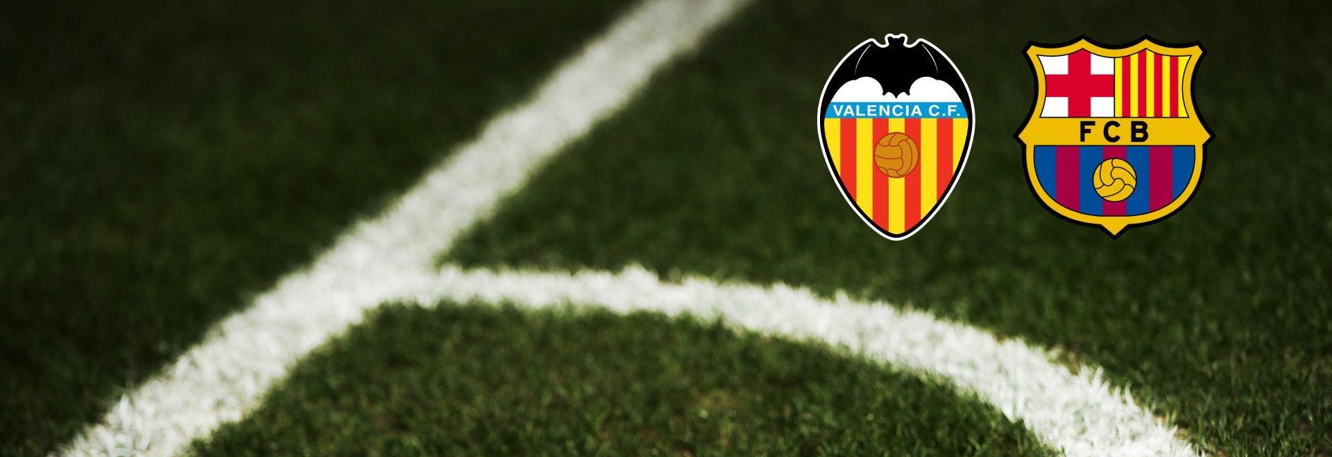 Valencia - Barcellona. 34a g.