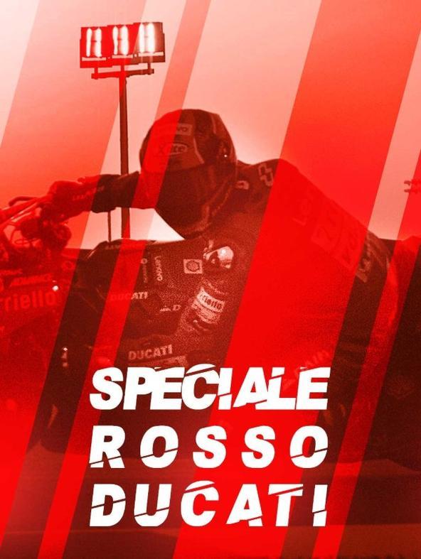 Speciale Rosso Ducati