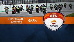 GP Tormo: Moto2. Gara