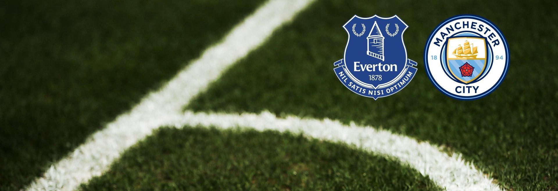 Everton - Manchester City. Quarti