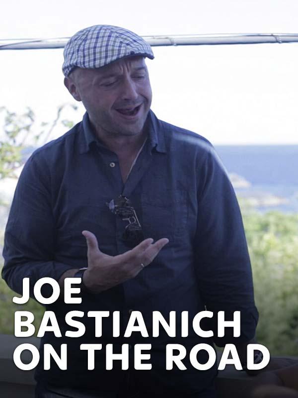 Joe Bastianich On the Road