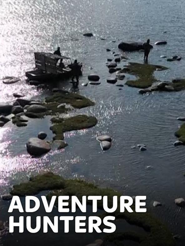 S6 Ep1 - Adventure Hunters 6