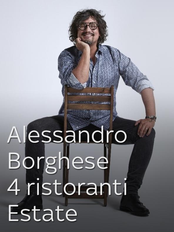 S3 Ep8 - Alessandro Borghese - 4 ristoranti...