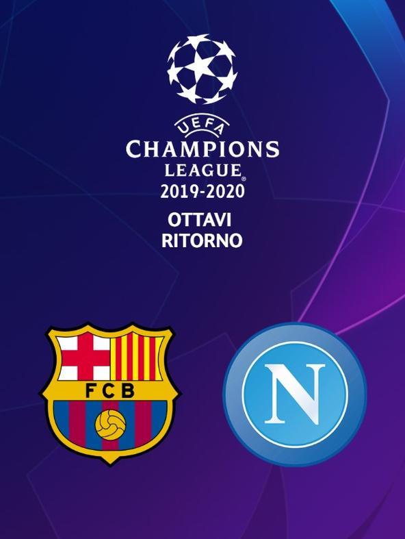 Barcellona - Napoli    (diretta)