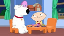 Stewie è incinto