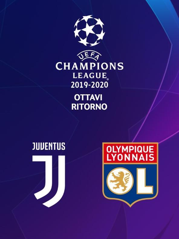 Juventus - Lione    (diretta)