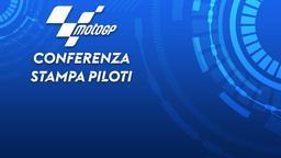 Conferenza Stampa Piloti MotoGP - Stag. 2021 Ep. 18 - GP Com. Valenciana