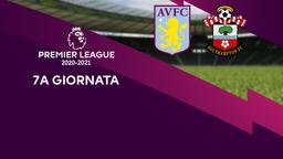 Aston Villa - Southampton. 7a g.