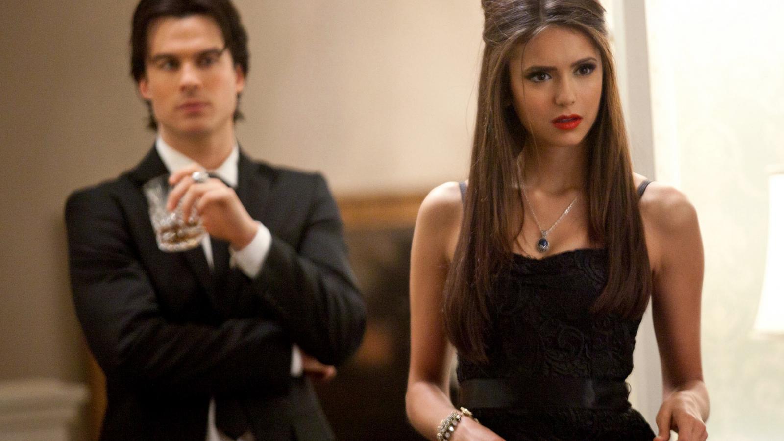 Premium Action The Vampire Diaries