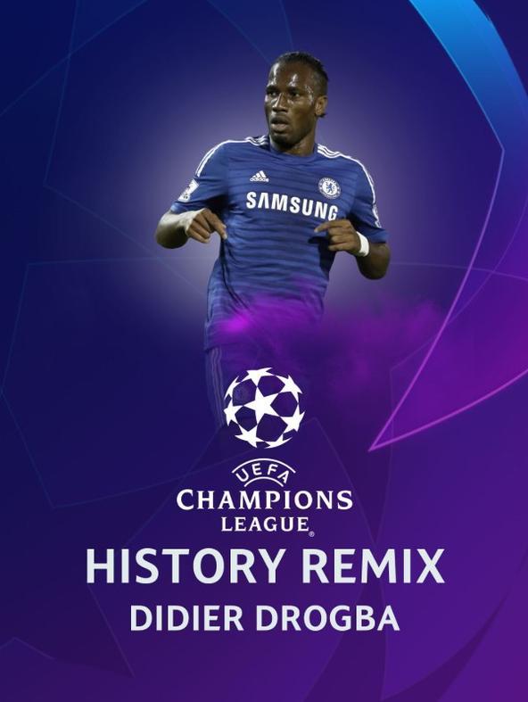 History Remix Didier Drogba