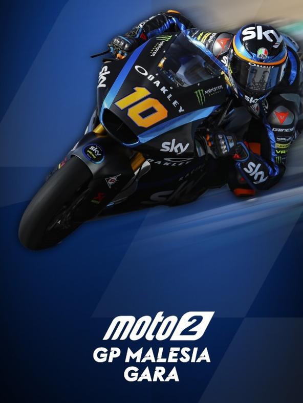 Moto2 Gara: GP Malesia