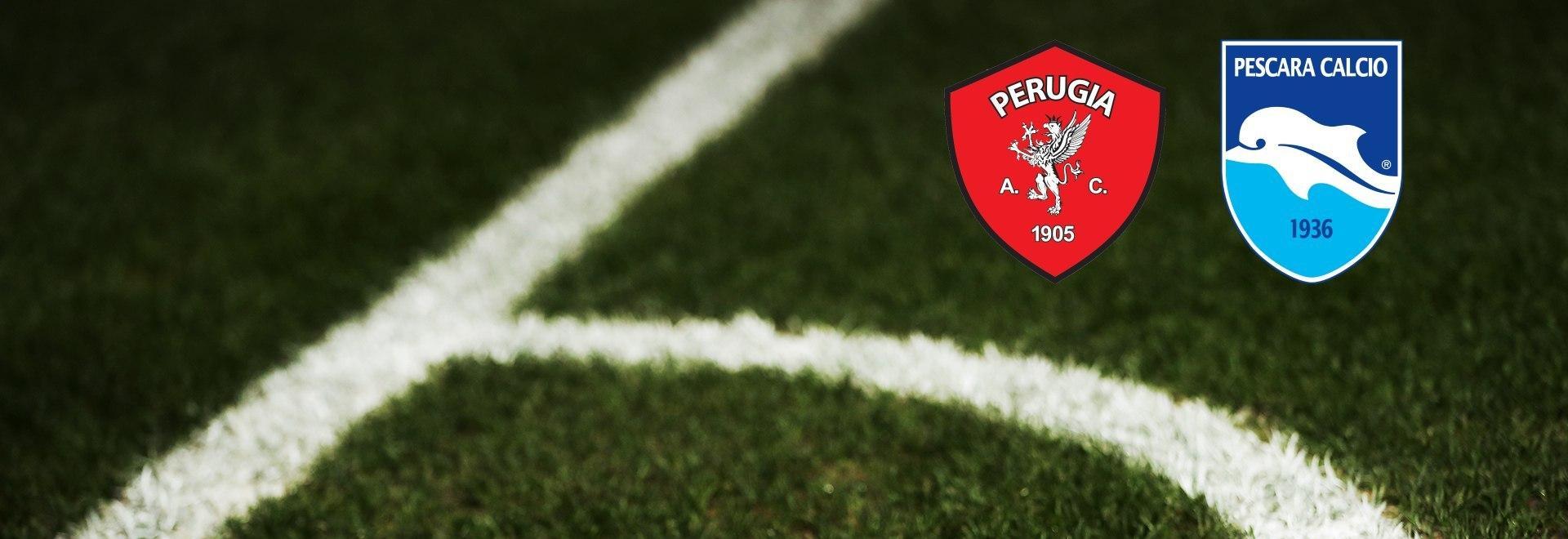 Perugia - Pescara. Playout Ritorno