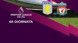 Aston Villa - Liverpool. 4a g.