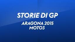 Aragona 2015. Moto3