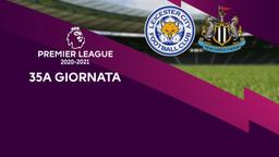 Leicester - Newcastle. 35a g.