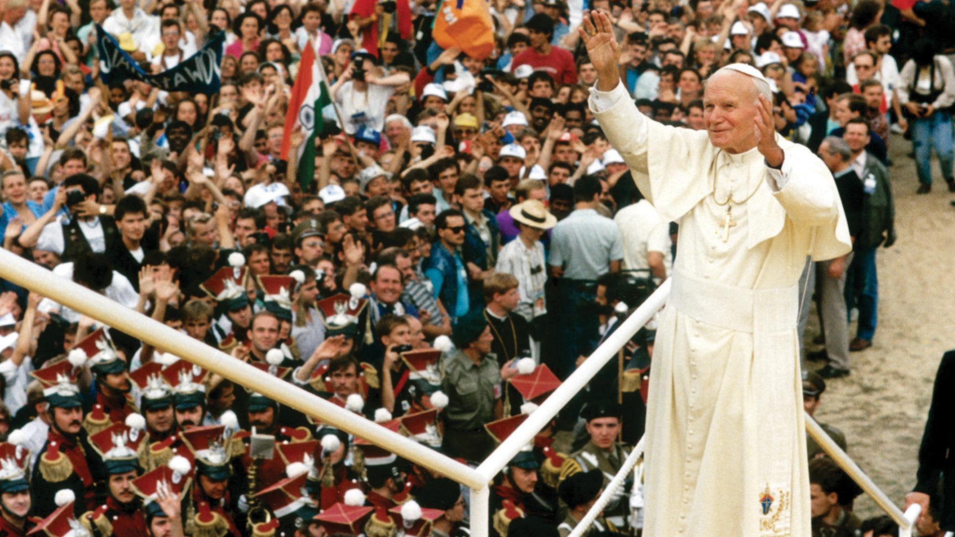 History HD Attentato al Papa