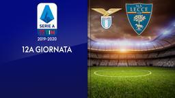 Lazio - Lecce. 12a g.