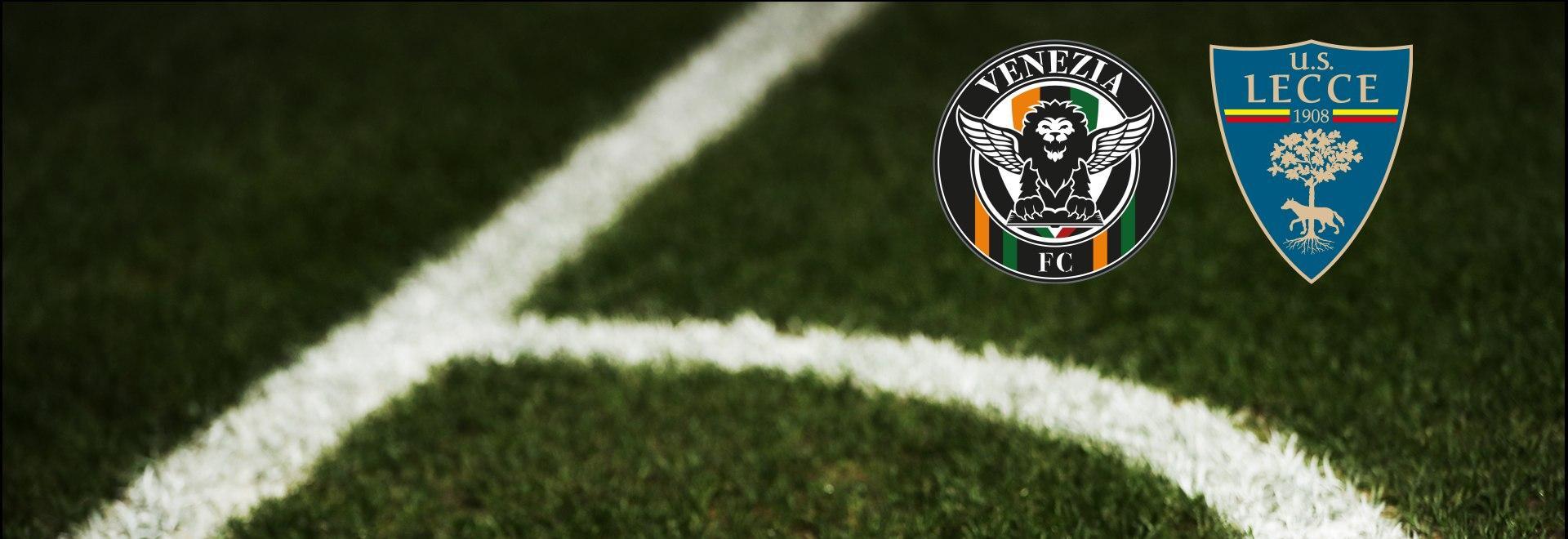 Venezia - Lecce. Playoff Semifinale Andata