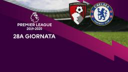 Bournemouth - Chelsea. 28a g.