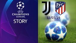 Juventus - Atletico M. 12/03/19
