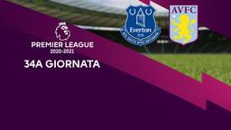 Everton - Aston Villa. 34a g.
