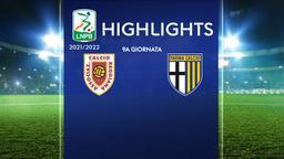 Reggina - Parma