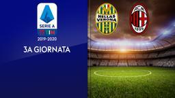Verona - Milan. 3a g.