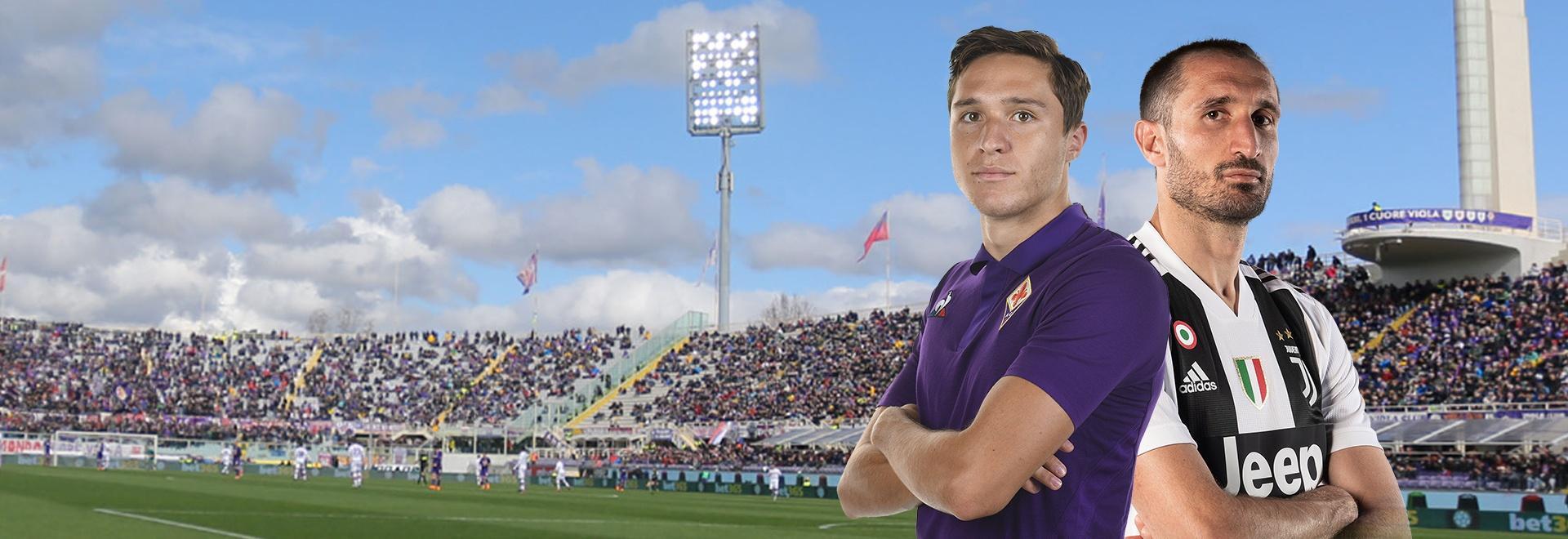 Fiorentina - Juventus. 14a g.