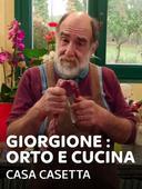Giorgione: orto e cucina - Casa casetta