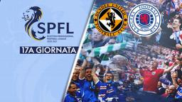 Dundee United - Rangers. 17a g.