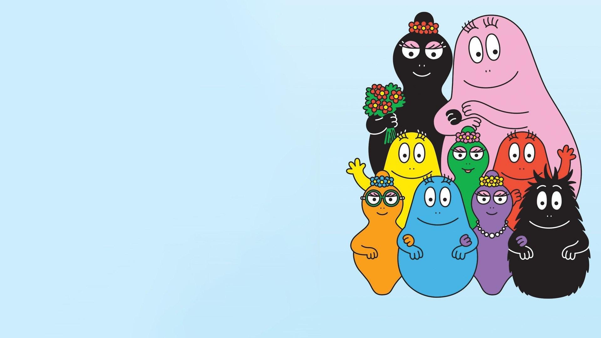 Nick Jr +1 Barbapapa' - Una grande famiglia felice!