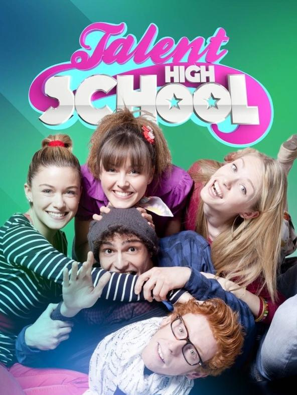 S1 Ep5 - Talent High School