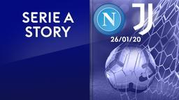 Napoli - Juventus 26/01/20