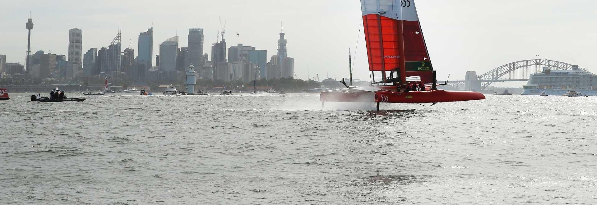 Sail GP Highlights Show