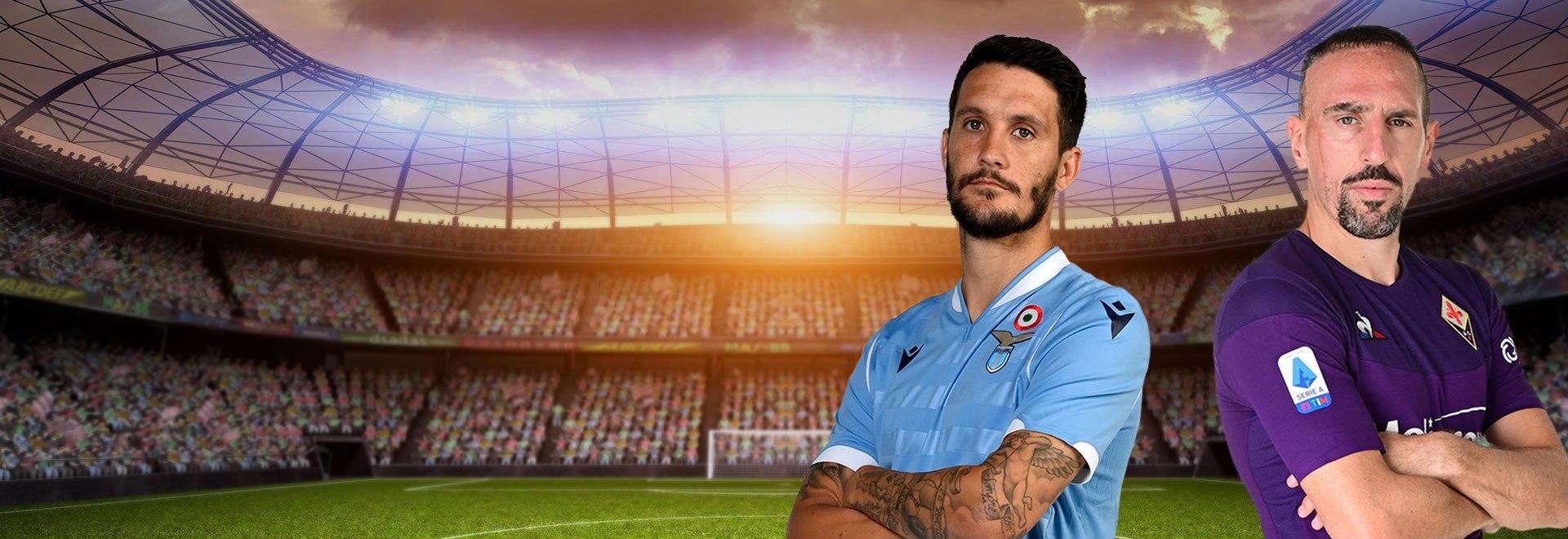 Lazio - Fiorentina. 28a g.